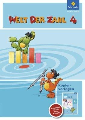 Welt der Zahl - Allgemeine Ausgabe 2015, Kopiervorlagen 4