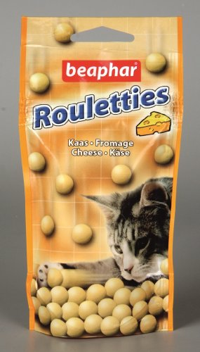 Friandises attractives Rouletties au fromage pour chat/BEAPHAR