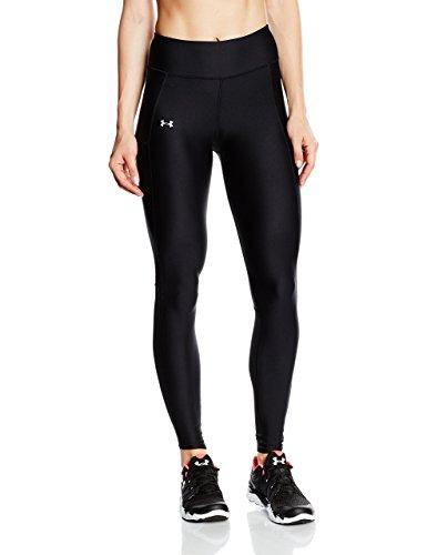 Under Armour Damen Running Kompressionswäsche Hose Legging, Black, XS