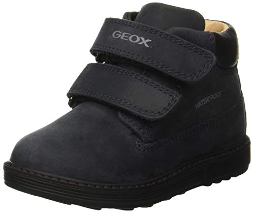 Geox Gar on Hynde Boy Wpf Ankle boot, Bleu Navy C4002, 24 EU