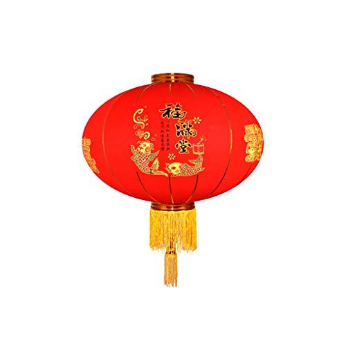 CAIM Chinees festival-festival rode lantaarns met kwast lantaarns decoreren Nieuwjaarsfeest feesten