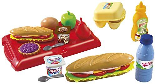 Ecoiffier 7600002630 - Sandwich Box 14-delig