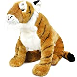 Trang The Indochinese Tiger | Huge 3 Foot Long Tiger Stuffed Animal Plush Cat | Great for Cuddling and Bedtime Stories! | Shipping from Texas | by Tiger Tale Toys
