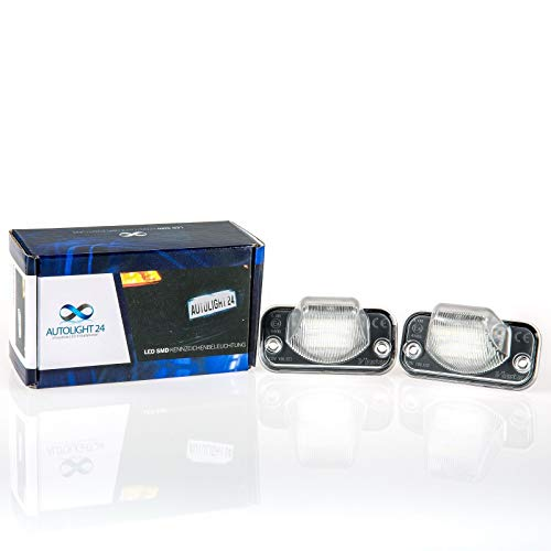 Premium LED matrícula iluminación de matrícula Transporter T4626