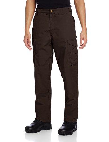 TRU-SPEC Men's 24-7 Series Original Tactical Pant, Brown, 36W 32L