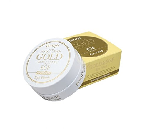 PETITFEE Premium Gold and EGF Eye Patch, 2.40 Ounce by Petitfee