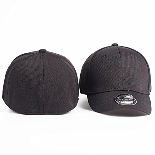 XMYNB Baseball Cap Back Seal Solid Color Baseball Cap Cotton Hats For Men Or Women Autumn And Winter Outdoor Bone Cap Hats Dark Grey