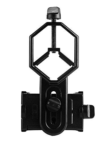 Universale per cellulare adattatore supporto cannocchiale binocolo monoculare cannocchiale Microscopi e telescopi # 81054