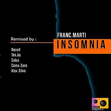 Insomnia (Remixes)