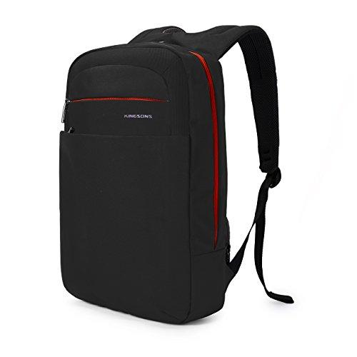 BAGSMART Zaino per computer portatile per multiuso - fino a 15.6 pollici PC portatili 29 x 10 x 45 cm
