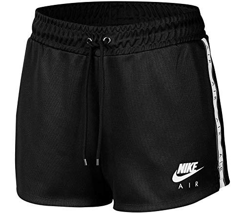 Nike Damen W NSW Air Short Pk kurz, Schwarz, M