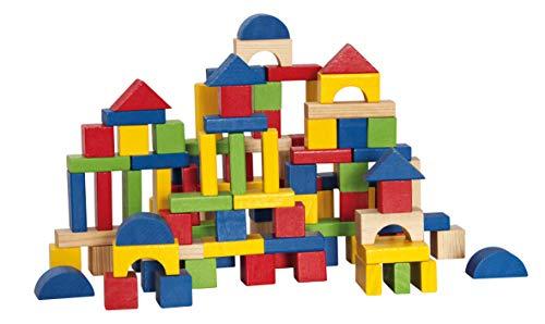 Woodyland Bloques niño Cubo Tapa Clasificación Forma