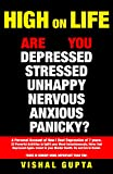 HIGH ON LIFE: Are you Depressed, Stressed ,Anxious, Nervous, Panicky, Unhappy? A Personal Account of how I beat Depression of 7 years. (LIFE TRANSFORMATION AND LIFESKILLS Book 2) (English Edition)