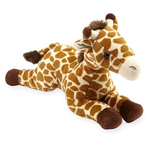 Animal Alley 12In Lying Giraffe