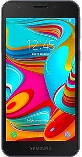 Samsung A260F Smartphone koyu gri