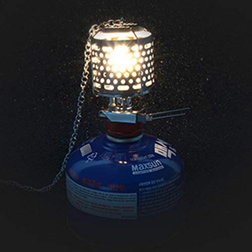 TeFuAnAnポータブルガスランタンキャンプミニキャンプランタンリトルランプ80LUX停電防災対策登山夜釣りハイキングアウトドアキャンプ用