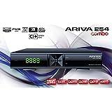 DECODER SATELLITARE TERRESTRE DVBS/S2 DVB-T FERGUSON ARIVA 254 COMBO HD - Network shop edition