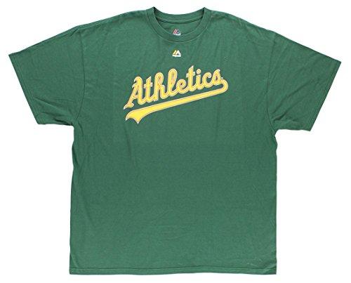 Equipo de MLB hombres de la marca II algodón cuello redondo camiseta...