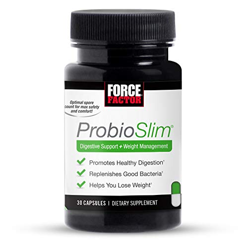 PROBIOSLIM Digestive Support+Weight Management Pack of 2
