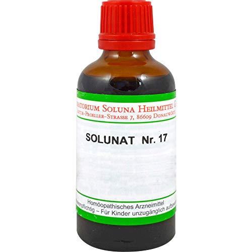 Laboratorium Soluna SOLUNAT Nr. 17 Tropfen, 50 ml Lösung