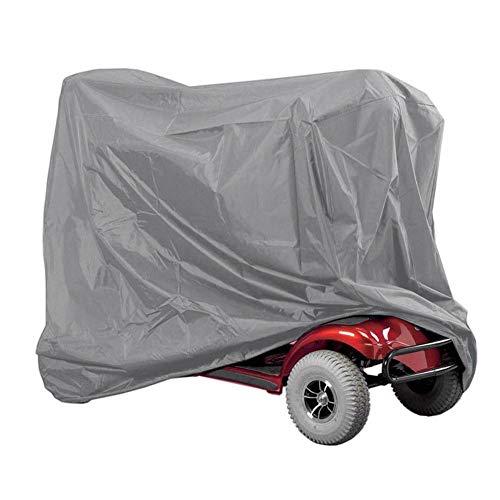 FILFEEL Mobility Scooter Cover, Professionele stofdichte waterdichte regenbescherming Oudere Rolstoel Motorfiets Elektrische Fietsbeschermer met Opbergtas