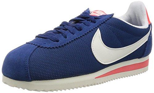 Nike Damen 844892-410 Fitnessschuhe, Blau (Coastal Blue/Sail-Bright Crimson), 36.5 EU