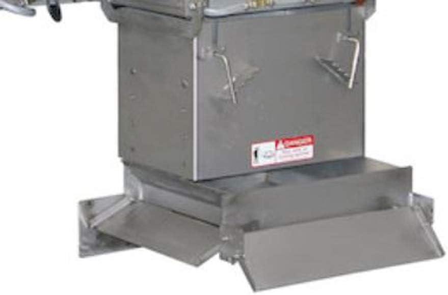 Buyers 3012519 Replacement Chute SALTDOGG Municipa Hydraulic Sale item for Japan Maker New