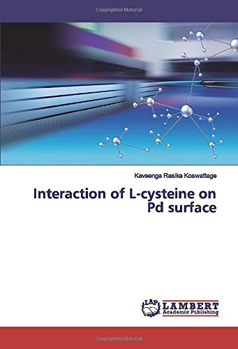 Interaction of L-cysteine on Pd surface