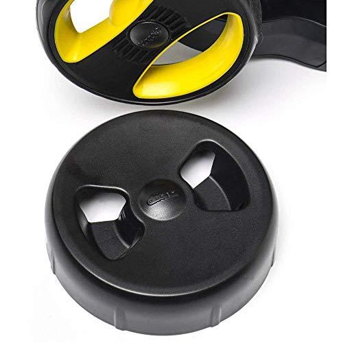 DOONA Radhüllen - schützt Dein Autositz zusätzlich vor Schmutz - schwarz
