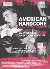 American Hardcore. La storia del punk americano 1980-1986. DVD. Con libro