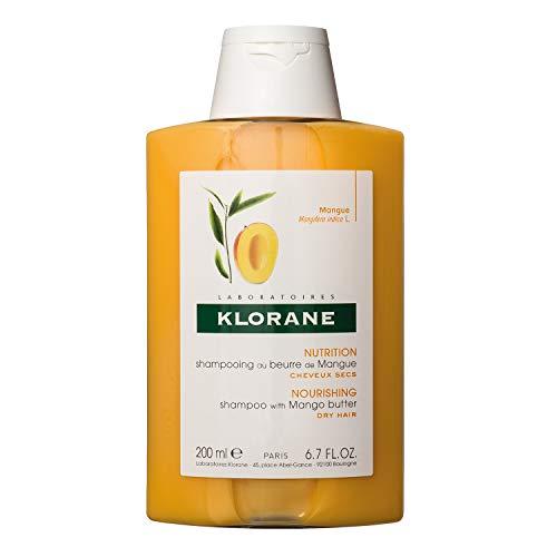 Klorane Shampoo al Burro di Mango, 200 ml