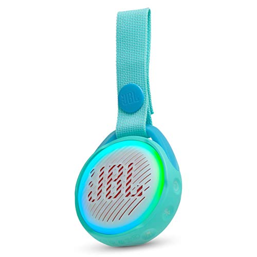 JBL JR POP - Waterproof Portable Bluetooths Speaker Designed for Kids - Teal