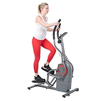 Sunny Health & Fitness Performance Cardio Climber - SF-E3911 Grey