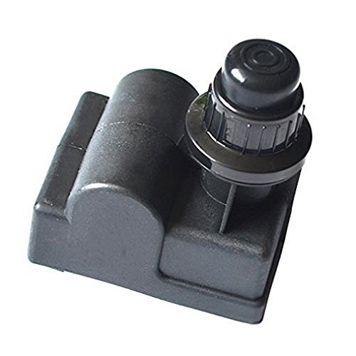 onlyfire 03350 Electric Push Button Igniter BBQ Replacement for Select Gas Grill Models by Brinkmann, Char Broil, Nexgrill, Kenmore Sears, Uniflame and Others, Black Grill Igniters