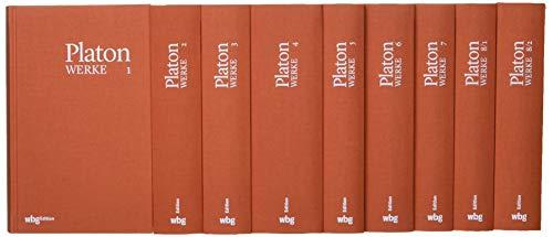 Werke in 8 Bänden: Griechisch - deutsch