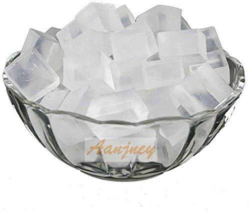 Aanjney glycerin ultra melt & pour soap base (500gm gross)