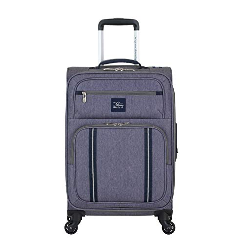 Skyway Kennewick 21' Carry On Luggage, Sunset Grey, One Size