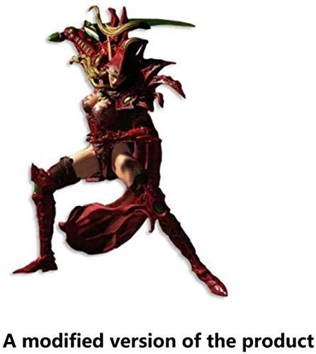 No Anime Figure World of Series Valeera Sanguinar Rogue Blood Elf Modelo de PVC - Alto 20cm