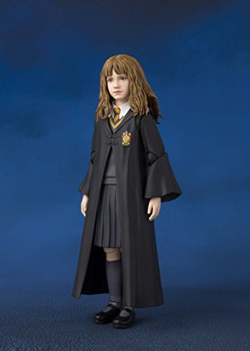Bandai- Hermione Granger Harry Potter and The Phi, Multicolor (TAMASHII Nations BAS55134) 5