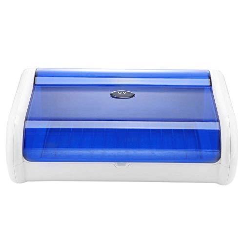 Esterilizador UV desinfectante, armario desinfectante de una sola capa, esterilizador UV de ozono de alta tecnología para salón de belleza, esterilizador para herramientas de maquillaje, manicura