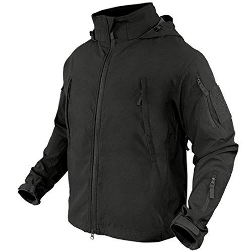Condor Outdoor Summit Zero Lightweight Softshell Jacket Black