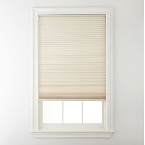 Window Blind Store Light Filtering Cordless Cellular Shade Silver Birch 23x48