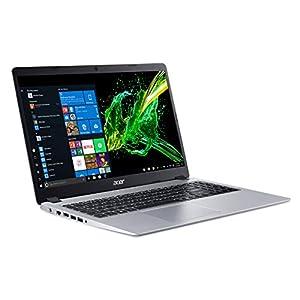 Acer Aspire 5 Slim Laptop A515-44-R93G, 15.6″ Full HD, AMD Ryzen 3 4300U, 4GB DDR4, 128GB NVMe SSD with Acer Black M501 Wireless Mouse