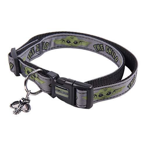 Collar de Perro The Mandalorian - Licencia Oficial Disney