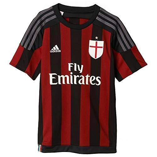 adidas AC Mailand Trikot Fan Jersey Shirt AC Milan Home Heim S11836 Fußball