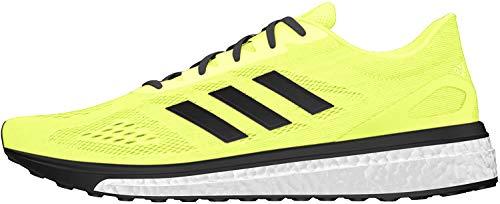 adidas Response LT M, Zapatillas de Running Hombre, Amarillo (Amasol/Negbas/Ftwbla), 44 2/3