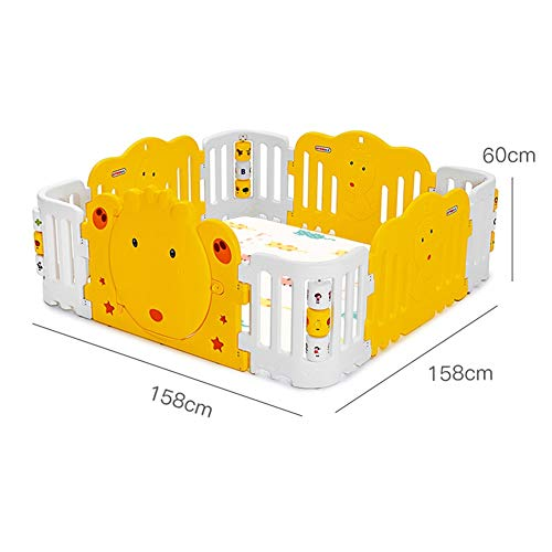 Great Price! X/L Children's Playpen, Safety Playpens with Play and Baby Gates ,Indoor and Outdoor ...