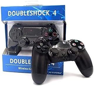 Controle Joystick Com Fio Doubleshock Ps4 Led Usb Oferta