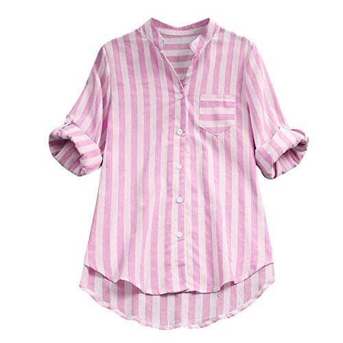 Auifor ✿Vrouwen O-aanzet normale lak kant patchwork lange mouwen tops T-shirt blouse