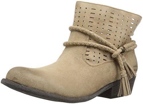 Billabong Womens Nico Boot Shoes, Dune, 9